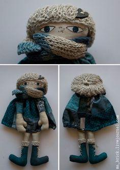 El blog de Kuko: Las muñecas de Masha Brick