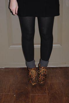 Winter Style #ootd { full post on stripedflats.com }