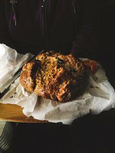 TermiNatetor Kitchen: Irish Soda Bread with Orange Marmalade Butter