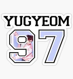 GOT7 - Yugyeom 97 Sticker