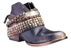 "FREEBIRD by Steven ""Mezcal"" low cowboy boot"
