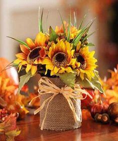 Arranjos de flores lindos e muito criativos   Como fazer em casa