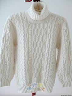 Белый мужской свитер. Обсуждение на LiveInternet - Российский Сервис Онлайн-Дневников