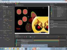 Exploring Motion and Interactivity through Adobe Edge