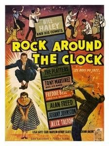 1950s Movie, Rock Around The Clock came out after 1955 and before 1960...lots of great music