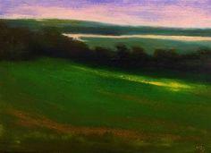 """The Field"" - Original Fine Art for Sale - © John O'grady"