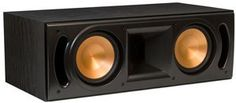 Klipsch RC62 II Reference Series Center Channel Loudspeaker  Each Black ** Want to know more, click on the image.Note:It is affiliate link to Amazon.