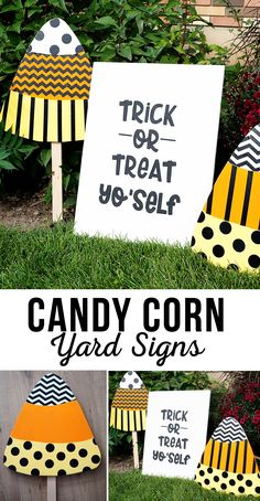 DIY Trick or Treat Y