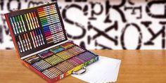 Crayola Inspiration Art Case #baby #kids Art Case, Baby Kids, Zip Around Wallet, Inspiration, Decor, Biblical Inspiration, Decoration, Decorating, Inspirational
