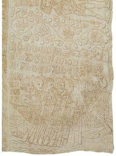 The Tristan Quilt  1360-1400