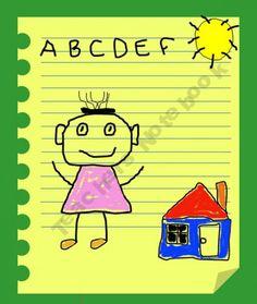 Kids Art Clip Art