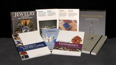 Recommended Books on Jewelry Manufacturing
