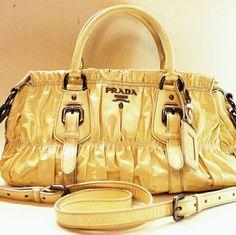 Authentic Prada Bag.