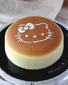 japanischer ksekuchen Perfect Japanese Cheesecake / cotton cheesecake recipe for a pillowy soft, light-as-air & heavenly cheesecake, no crack top & straight side. Japanese Cotton Cheesecake, Japanese Cheesecake Recipes, Sponge Cake Recipes, Bakery Recipes, Japanese Sponge Cake Recipe, Desserts Japonais, Ogura Cake, Healthy Dessert Recipes, Love Food