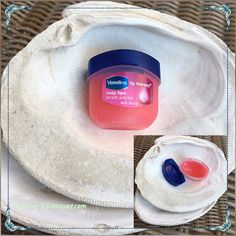 "Elegant-e: Vaseline Lip Therapy ""Rose Lips"""