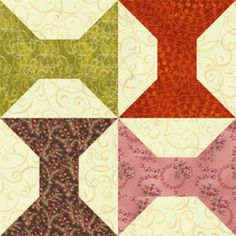 Arkansas Traveler Is a Spools Design That's Perfect for Scrap Quilts: Arkansas Traveler, Perfect for Scrap Quilting