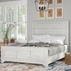 Aurora Panel Bed