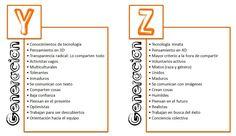 La Generación Z ¿Cómo piensan y cómo aprenden? | ojulearning.es