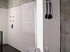 Para um apontamento no WC Cave - Porcelanosa Firenze Nacar