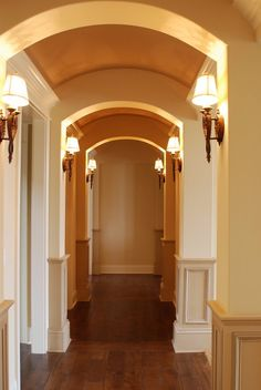 Wall Sconces For Narrow Hallway : 1000+ images about Hall sconce on Pinterest Sconces, Wall sconces and Columns