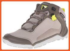 Vivobarefoot Women's Hiker Hiking Boot, Grey, 7 US/6.5-7 M US - Outdoor shoes for women (*Amazon Partner-Link)