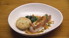 Apricot Chicken with Spinach and Stuffed Rice - Masterchef Australia | Television New Zealand | Entertainment | TV One, TV2