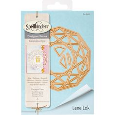 Shop for Spellbinders Shapeabilities Dies-Decagon View - decagon view. Get free delivery On EVERYTHING* Overstock - Your Online Scrapbooking Shop! The Die, Die Cut Machines, Emboss, Packaging Design, Shapes, Stencils, Packing, Paper Crafts, Projects