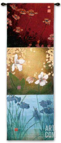Aura Wall Tapestry by Don Li-Leger at Art.com