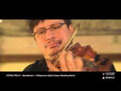 String Trio #1 - A Midsummer Night's Dream (Wedding March)   http://weddingmusicandlights.it/