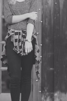 flannel  .  cute outfit  .  fashion  .  loveit