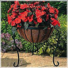 Cobraco -Canterbury Basket Plant Stand $21