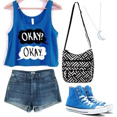 """""""the fault in our stars"""" The Fashion: Gorgeous dress black fur Summer outfits Teen fashion Cute Dress! Clothes Casual Outift for • teenes • movies • girls • women •. summer • fall • spring • winter • outfit ideas • dates • school • parties mint cute sexy ethnic skirt"""