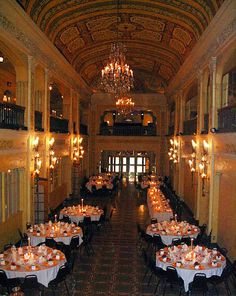 The Embassy Fort Wayne..perfect for your wedding and reception!