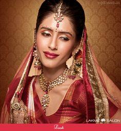 Community Indian Bridal Looks by Lakme Salon Part I