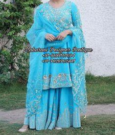💙 Online Shopping For Sharara Suits Canada 👉 CALL US : + 91-86991- 01094 / +91-7626902441 or Whatsapp --------------------------------------------------- #punjabisuits #punjabisuitsboutique #punjabisuitswag #punjabisuit #designersuits #shararasuit #sharara #shararaset #shararadesign #torontowedding #canada #uk #usa #australia #italy #singapore #newzealand #germany #punjabiwedding #maharanidesignerboutique #canadawedding
