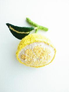#crochet #lemon www.kidsdinge.com https://www.facebook.com/pages/kidsdingecom-Origineel-speelgoed-hebbedingen-voor-hippe-kids/160122710686387?sk=wall