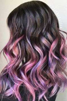 In case you are tired of your long locks, opt for long layered hair. There are plenty of great long layered styles that give you many styling options.