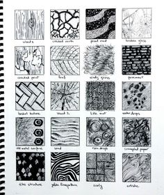 textures, drawing, drawing challenge