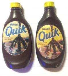 Free: 2 Nestle Quik Fridge Magnets - Kitchen - Listia.com Auctions for Free Stuff
