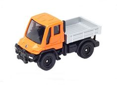 Takara Tomy Tomica #7 Mercedes-Benz Unimog Diecast Car Vechicle Toy #Tomica