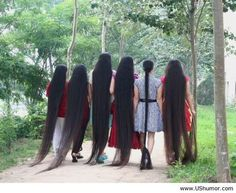 fantastic long hair
