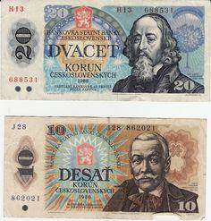 Old Czech Money