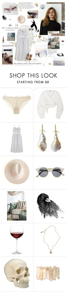 """""""Plot twist, Rachel Ray is A Thirty Minute Meal"""" by lecoupdefoudre ❤ liked on Polyvore featuring I.D. SARRIERI, AMUR, LoveShackFancy, See by Chloé, Gabriella, Retrò, Whiteley, Anthropologie, GET LOST and Hope Collection"""