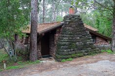 State Park cabin