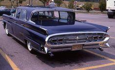 https://flic.kr/p/6mJ7sa | 1959 Lincoln Continental Mark IV 4 door hardtop