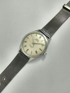 HMT Jubilee Mechanical 17 Jewels Men's wristwatch Vintage Collectible