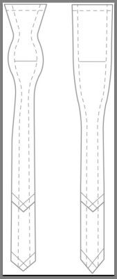 bowtie pattern Click To Download The Printable Bow Tie Sewing ...
