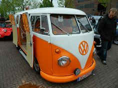 sic56:    VW Bus  by -Mercedes1976- on Flickr....Brought to you by #House of #Insurance in #Eugene, #Oregon where #Insurance #Cost #less #call 541-345-4191