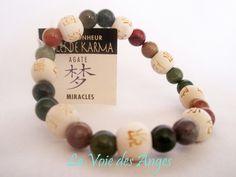 Miracles inattendus : Portez ces perles en permanence et votre vie sera remplie de miracles inattendus et tout ce que vous désirez deviendra réalité.