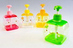 Hannari Tofu Classic Soap Dispenser by Fuji.Friends, via Flickr #kawaii